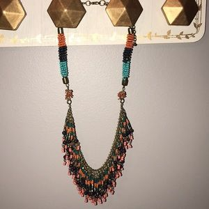 J. crew colorful necklace